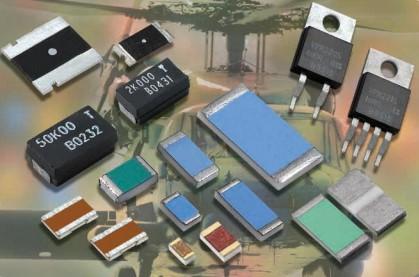 Vishay foil resistors